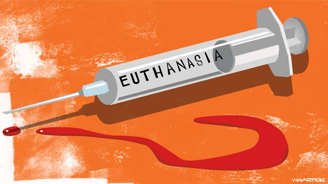 should mercy killing in india be Passive euthanasia now a legal reality in india  the will and under what  conditions can the medical board endorse passive euthanasia.