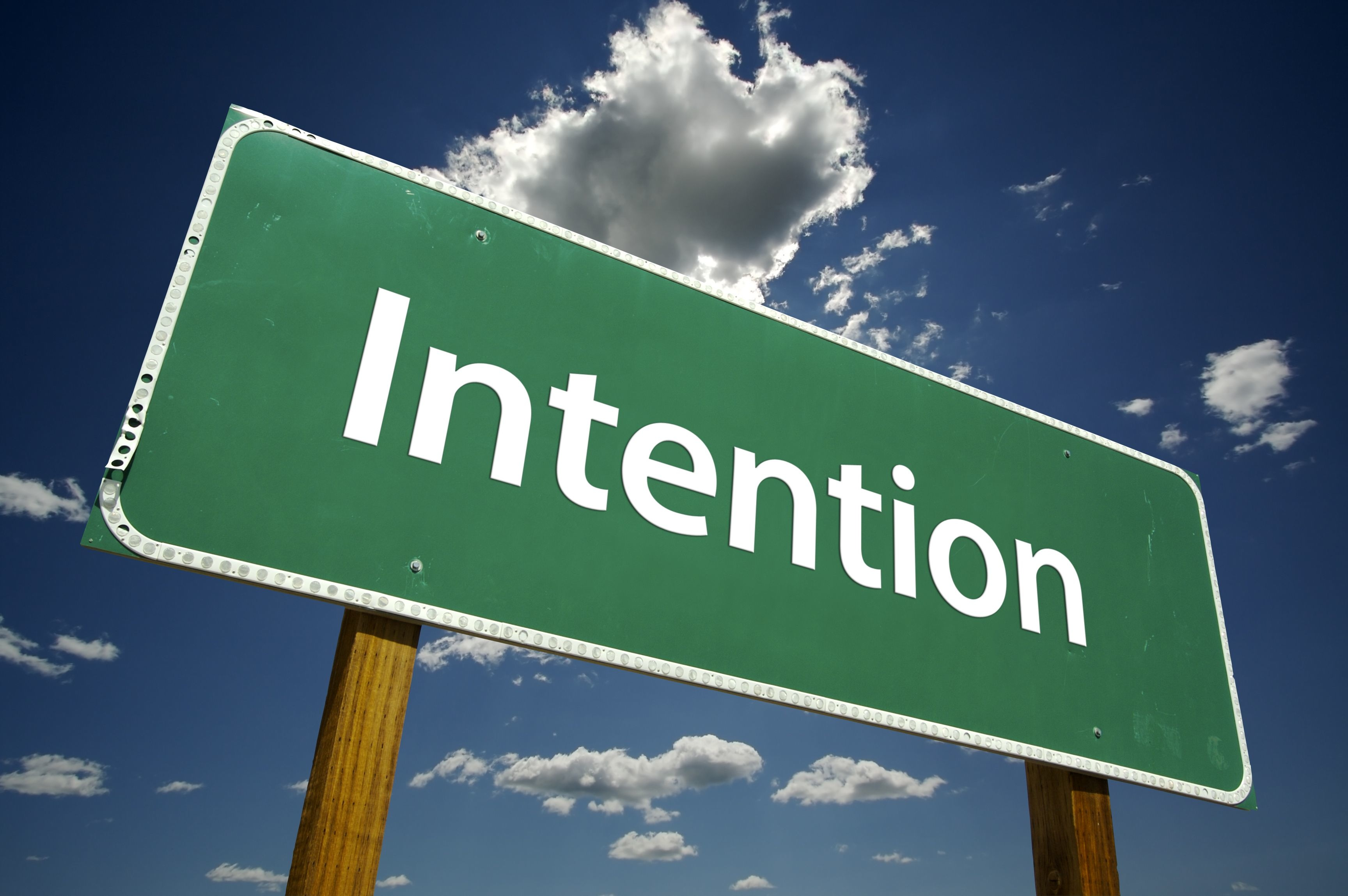 INTENTION- AN INTEGRAL PART OF CRIME | RACOLB LEGAL