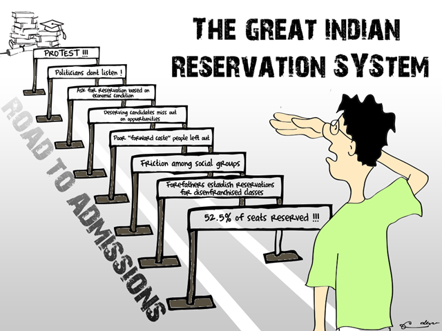 RESERVATION: IS IT MEETING THE ASPIRATIONS OF REAL STAKEHOLDERS? | RACOLB  LEGAL